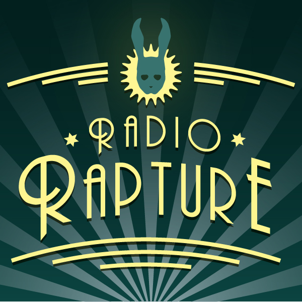Logo de Radio Rapture