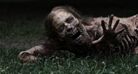 Grass zombie