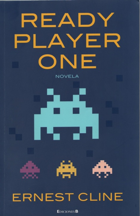 Portada española de Ready Player One