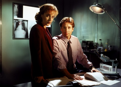 The X Files 01