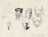 Batman animated series villanos