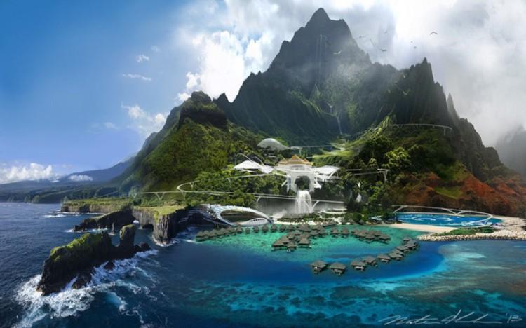 Isla Nublar - Antiegos